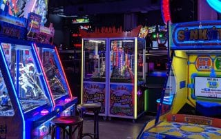 FEC arcade