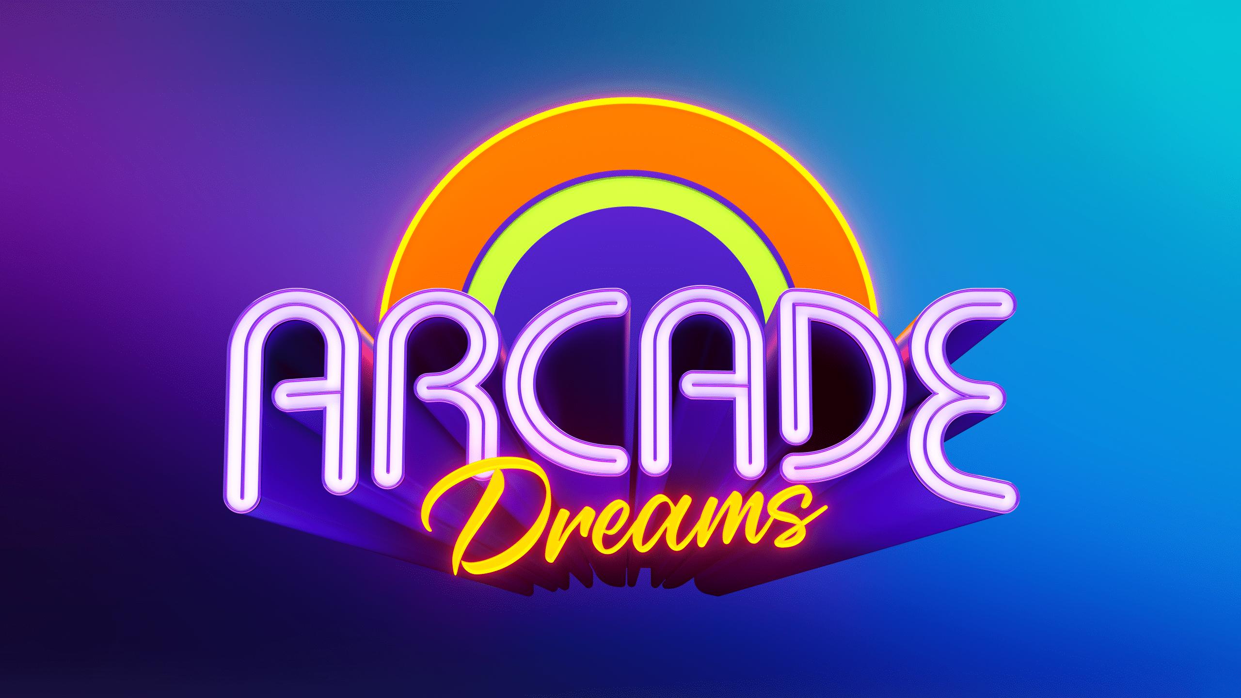 Arcade Dreams Main Logo